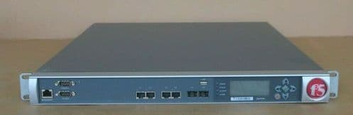 F5 Networks Big-IP 1500 LTM Local Traffic Manager Load Balancing Appliance